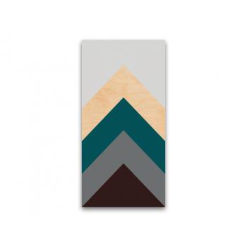 Декоративне панно - WOOD CARPET 05