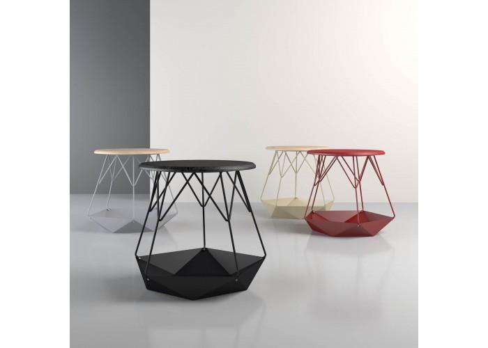 Журнальный стол Krater wood  5