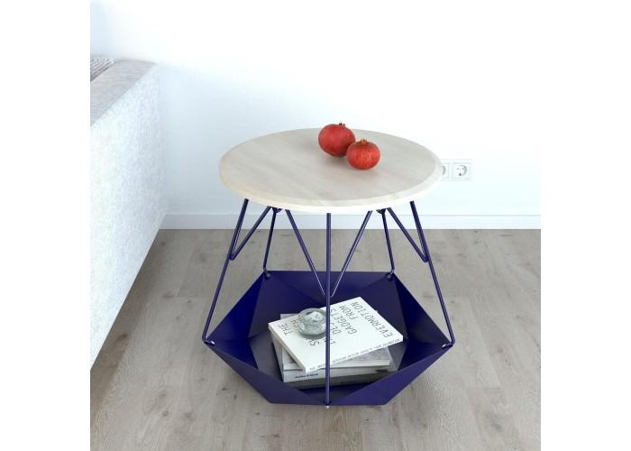 Журнальный стол Krater wood  7