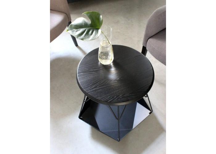 Журнальный стол Krater wood  10