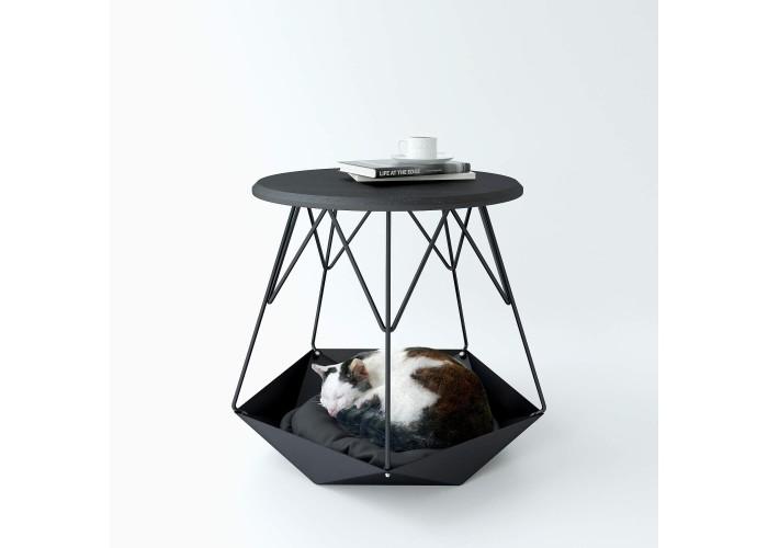 Журнальный стол Krater wood  3