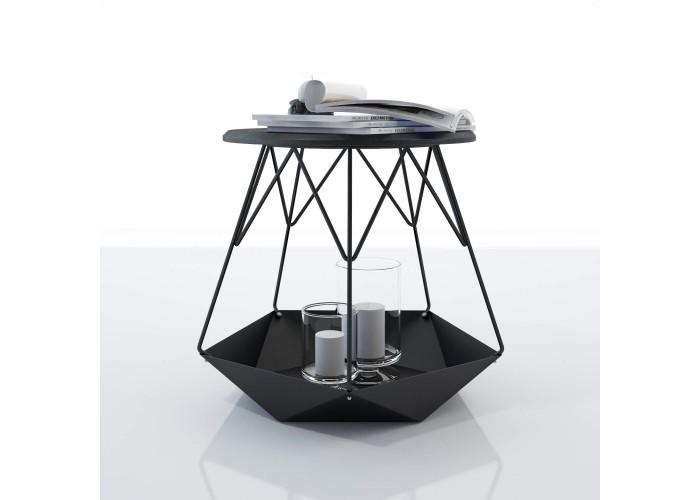 Журнальный стол Krater wood  4