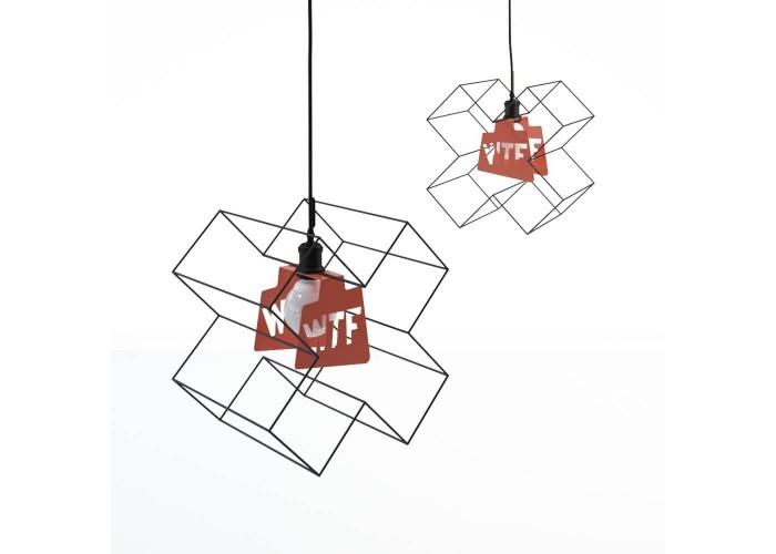 Подвесной светильник Kubis (LDZ-036)  4