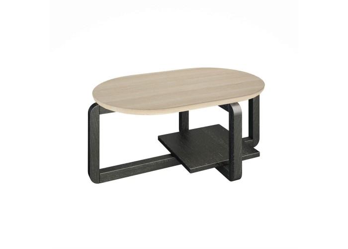 Журнальный стол Diox 840mm с полкой  2