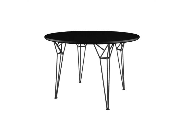 Обеденный стол Apollo круглый  1