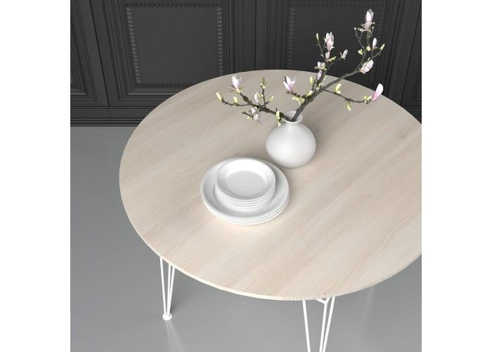 Обеденный стол Apollo круглый  2