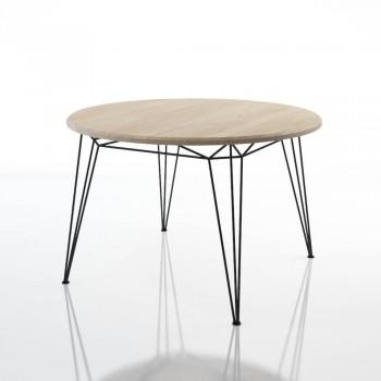 Обеденный стол круглый LDZ-031