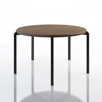 Обеденный стол круглый LDZ-008