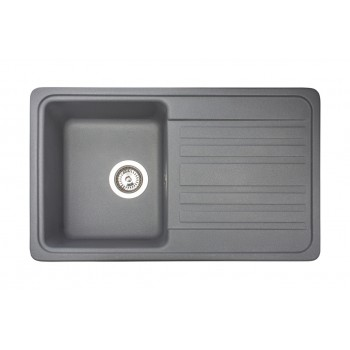 Кухонная мойка гранитная MIRAGGIO VERSAL gray