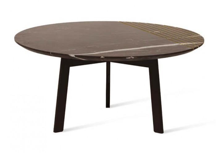 Журнальный столик Vintage - мод. Trio Ø 72  1