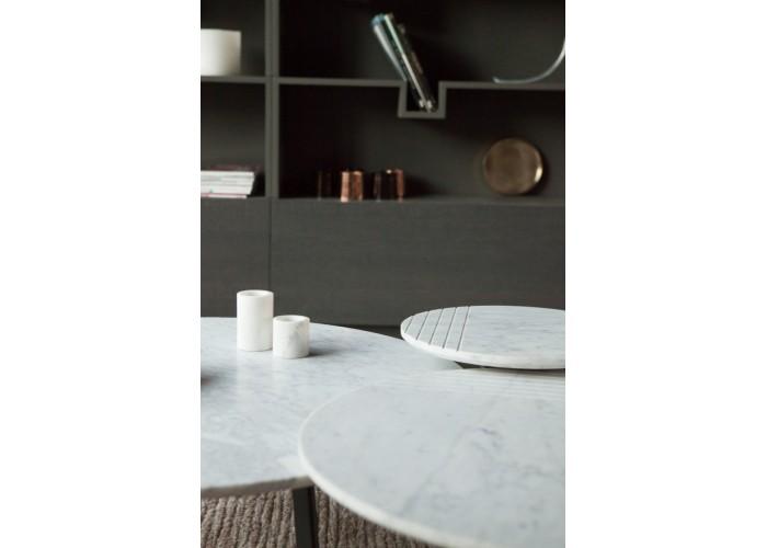 Журнальный столик Vintage - мод. Trio Ø 72  3