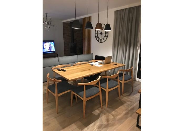Обеденный стул Nordic - мод. Denmark  3