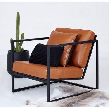 Кресло Nordic - мод. Stanly metal