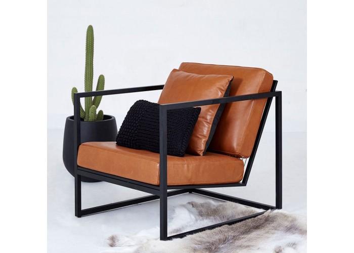Кресло Nordic - мод. Stanly metal  1