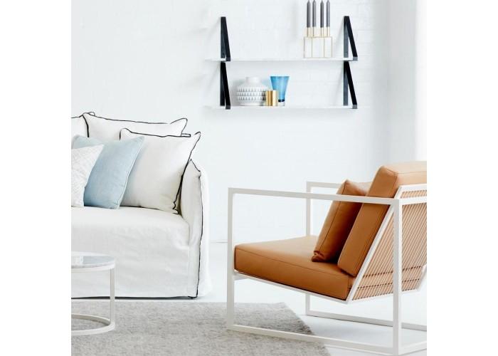 Кресло Nordic - мод. Stanly metal  4