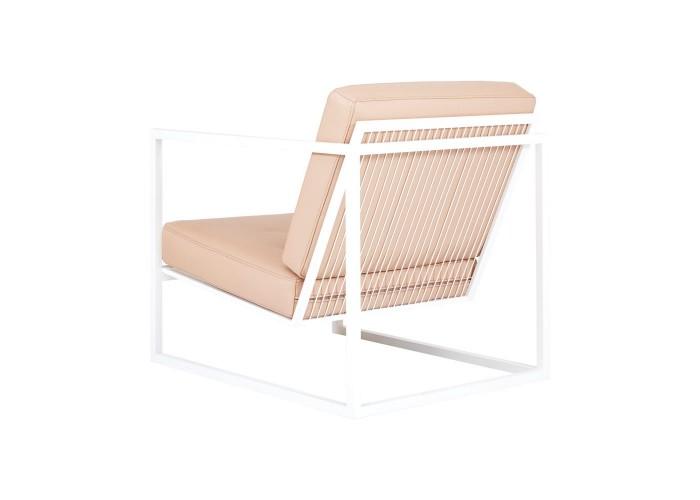 Кресло Nordic - мод. Stanly metal  5
