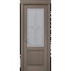 Millenium-11 дуб серый брашированный стекло бевелс