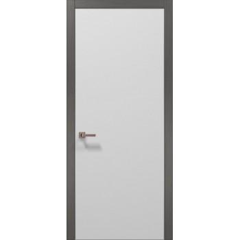 Plato-20 бетон серый алюминиевый торец