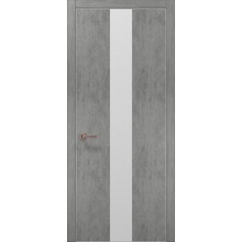 Plato-06 бетон светный алюминиевый торец