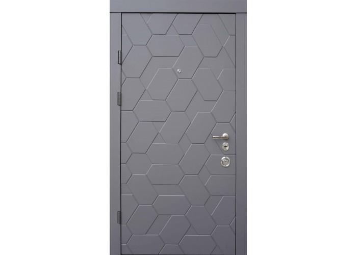 Дверь входная — Qdoors — мод. Поло  1