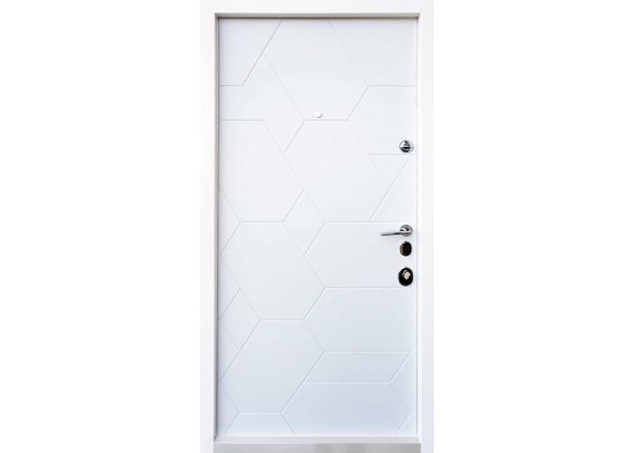 Дверь входная — Qdoors — мод. Поло  2