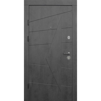 Дверь входная — Qdoors — мод. Акцент