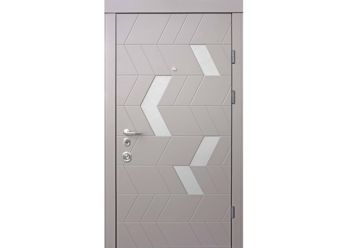Дверь входная — Qdoors — мод. Конверс - М  1
