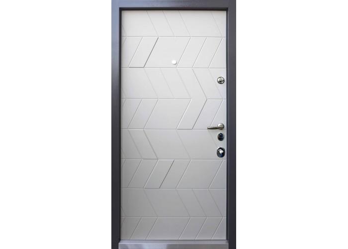 Дверь входная — Qdoors — мод. Конверс - М  2