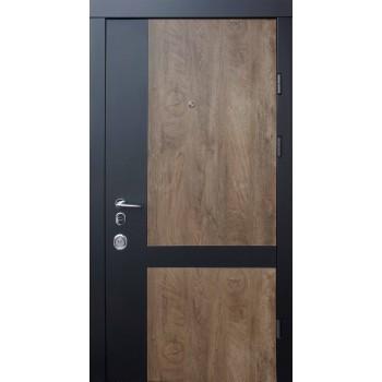 Дверь входная — Qdoors — мод. Франк - М