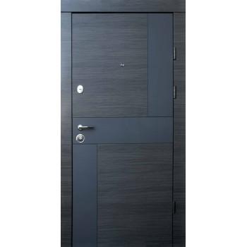 Дверь входная — Qdoors — мод. Стиль-М