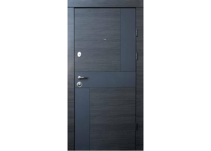 Дверь входная — Qdoors — мод. Стиль-М  1