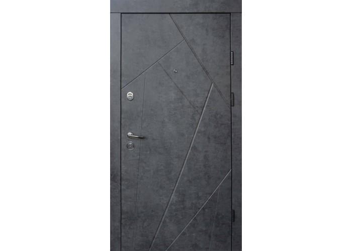 Дверь входная — Qdoors — мод. Флеш  1