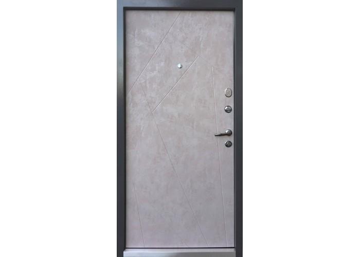 Дверь входная — Qdoors — мод. Флеш  2