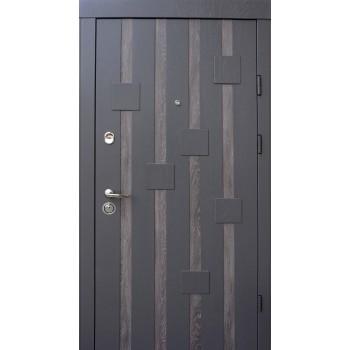 Дверь входная — Qdoors — мод. Рондо