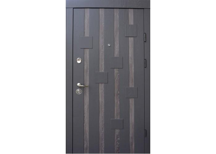 Дверь входная — Qdoors — мод. Рондо  1