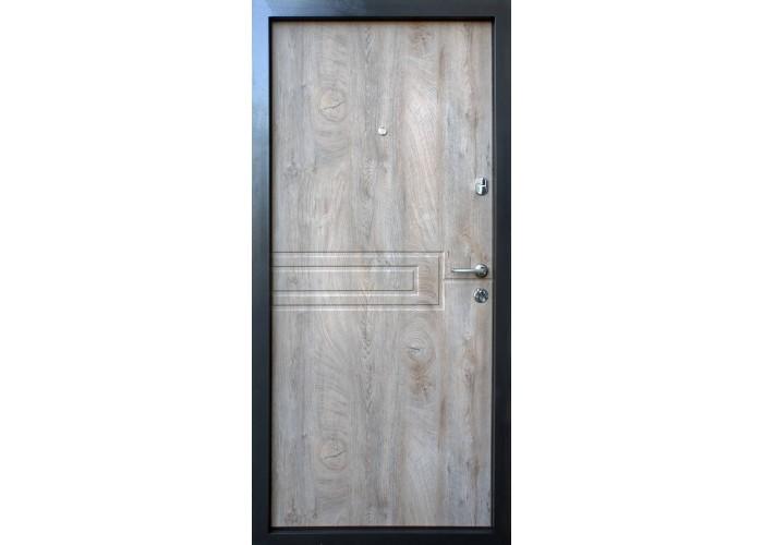 Дверь входная — Qdoors — мод. Сиена-М  2