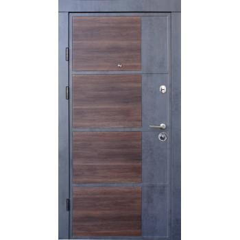 Дверь входная — Qdoors — мод. Бостон-М