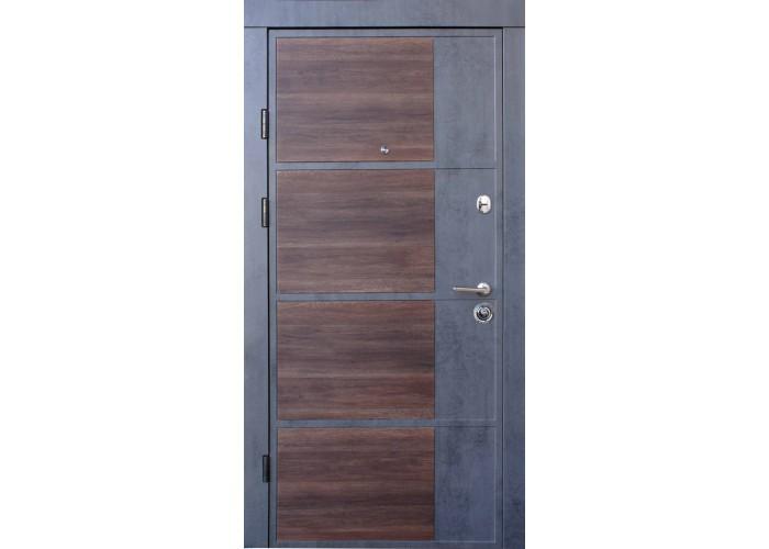 Дверь входная — Qdoors — мод. Бостон-М  1
