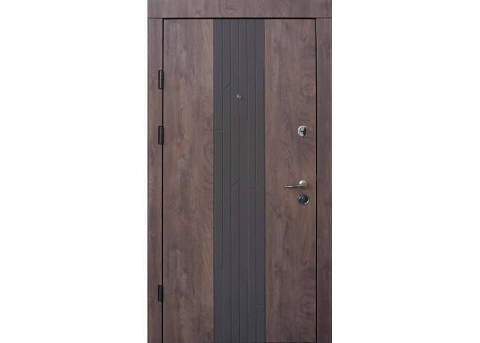 Дверь входная — Qdoors — мод. Люксор  1