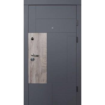 Дверь входная — Qdoors — мод. Прайм - М
