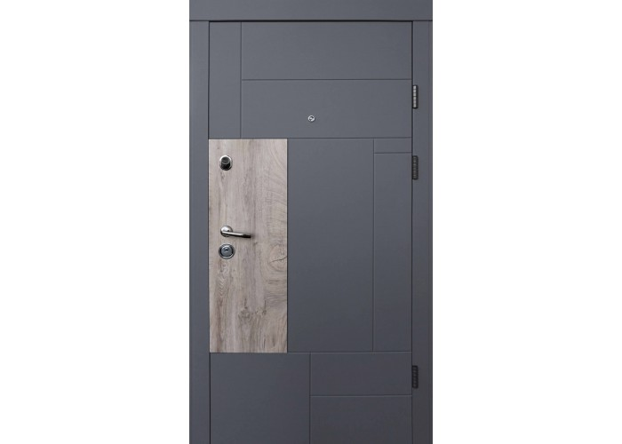 Дверь входная — Qdoors — мод. Прайм - М  1