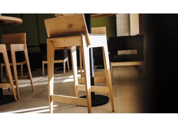 Барный стул - Basic - BCA01  3