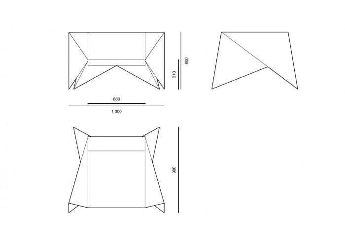Кресло - Edge - ACB01  6