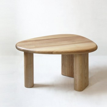 Журнальный стол Kruhlenʹkyy 3 (70х53хh42)