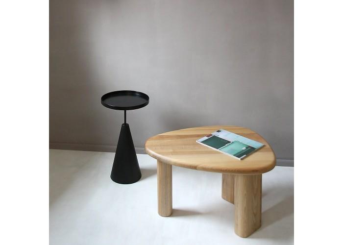 Журнальный стол Kruhlenʹkyy 3 (70х53хh42)  4