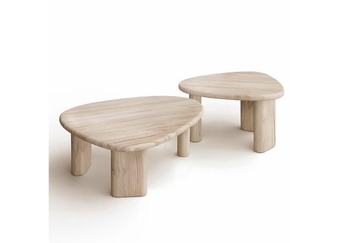 Журнальный стол Kruhlenʹkyy 3 (90х67хh37)  2