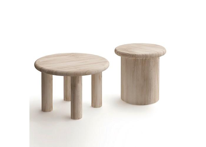Журнальный столик Kruhlenʹkyy 1  2