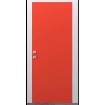 Invisible line коллекция дверей на скрытом коробе – покраска по RAL