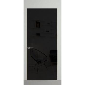 Invisible line – коллекция дверей на скрытом коробе – крашеное зеркало