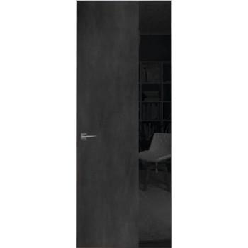 Loft L6 — отделка шпон и стекло